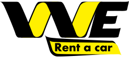We rent a car